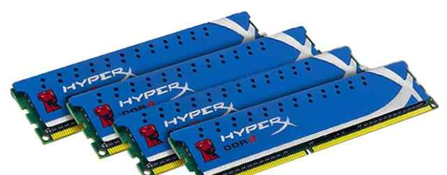 Kingston hyperx genesis 2400 mhz