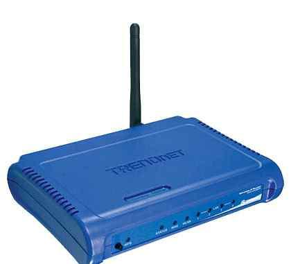 WiFi роутер trendnet TEW-432BRP