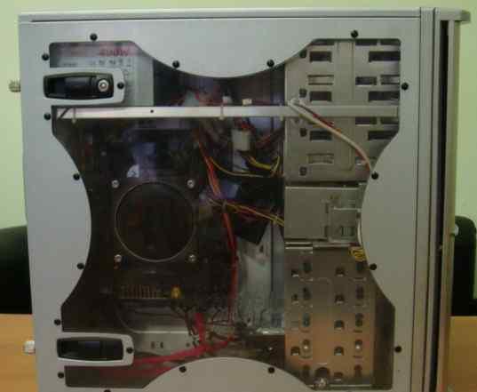 Компьютер с лицензионной windows XP