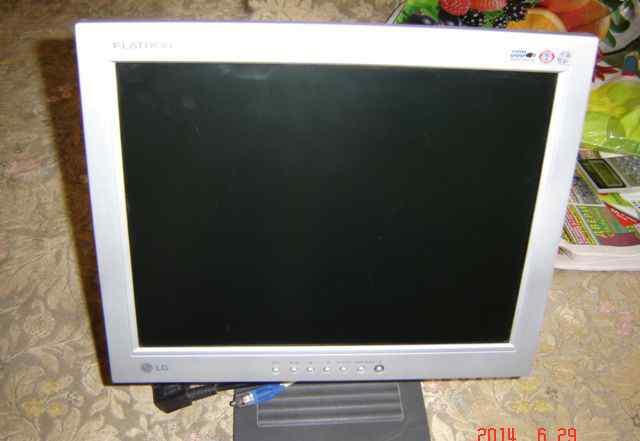 Компьютер (сист. блок. монитор. жеск. диск)
