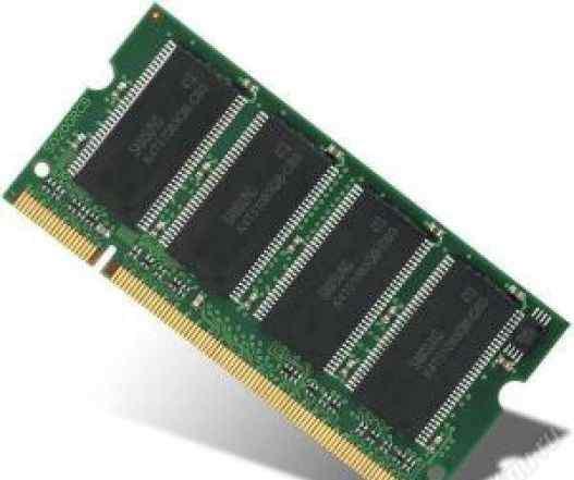Фирменная память Samsung 512 Mb DDR2-400 PC3200