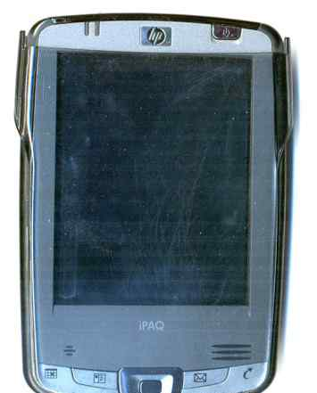 HP iPAQ Pocket PC hx2490b
