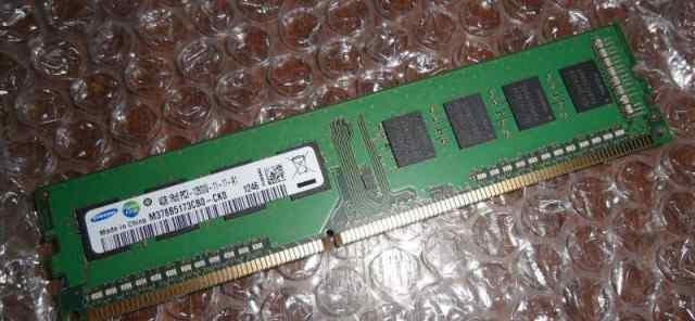 4Gb Память Samsung 1600MHz m378b5173qh0-ck0
