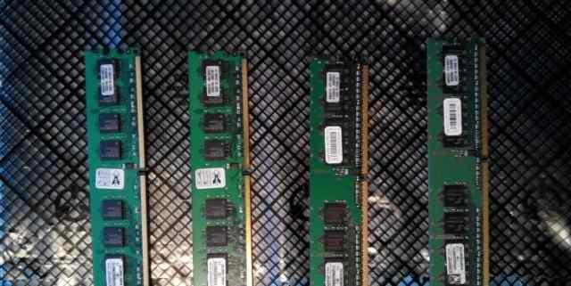 Оперативная память Kingston DDR2 800