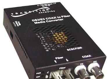 Коаксильный медиаконвентор DS3-T3/E3