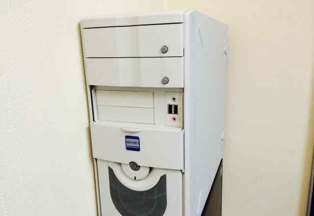 Компьютер intel Pentium D 820