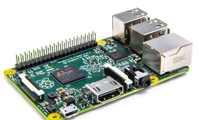 новый Rasberry Pi 2 model B