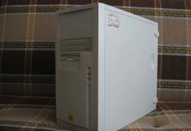 Системный блок Intel 2800mhz, GeForce7100GS, DVD-R