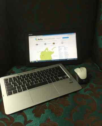 Ноутбук планшет Asus T200TA