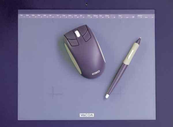Б/у планшет Wacom Intuos-2 A4 USB