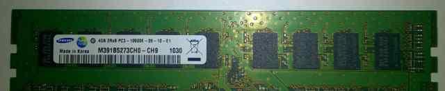 модуль памяти Samsung DDR3 4GB
