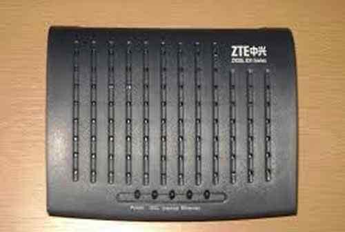 Внешний adsl модем ztezxdsl 831AII
