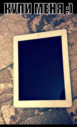 /обменяю iPad 4 на 32Gb, wifi+ sim