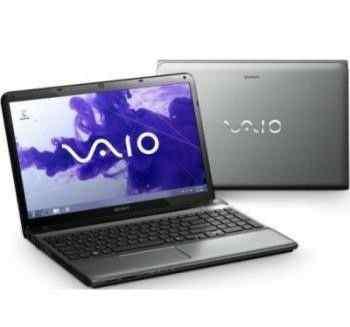 Ноутбук Sony Vaio на Core i5