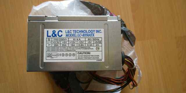 Блок питания LC 350W