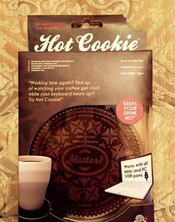 Подогреватель чашки Hot cookie