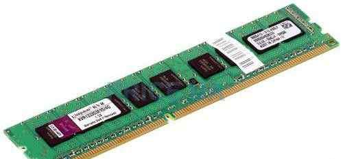 Память серверная DDR3 2х4GB ECC Kingston