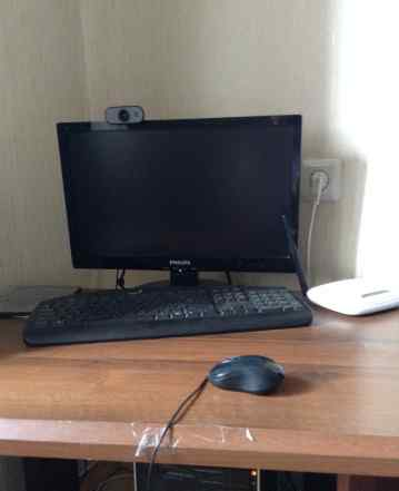 Настольный компьютер HP