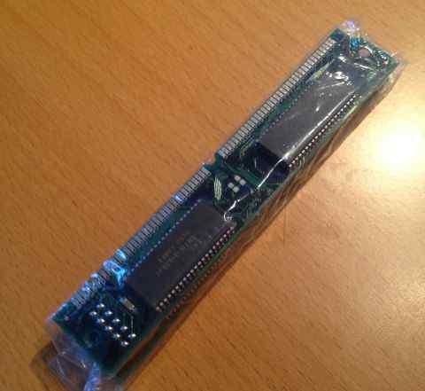 Модули памяти simm 2 шт. по 8 Мб