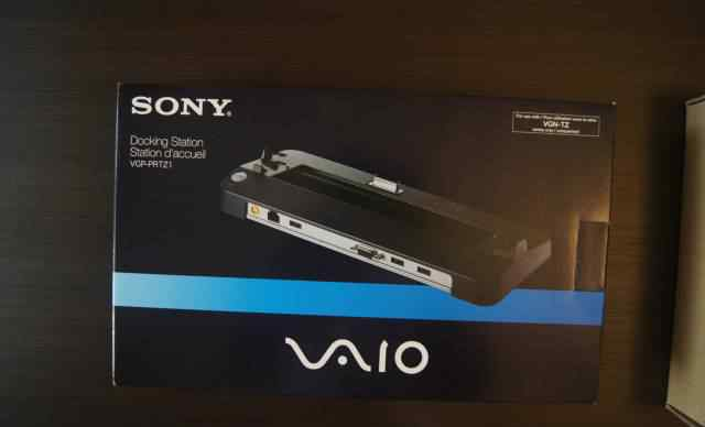 Док-станция Sony vaio Port Replicator VGP-prtz1