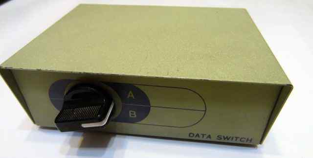 Parallel Port Data Switch