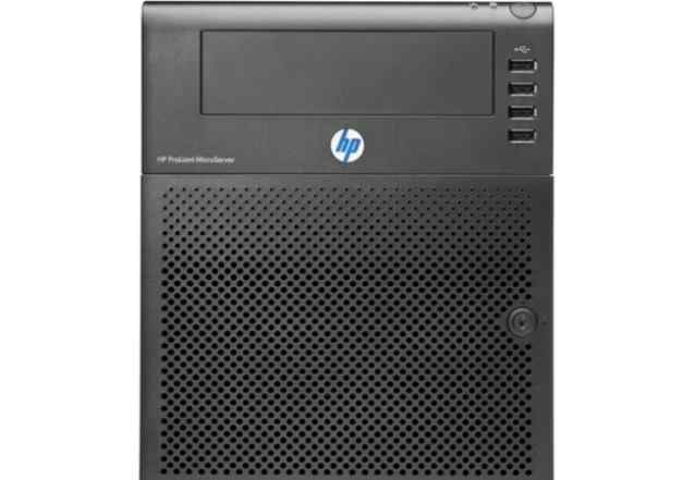 Сервер HP ProLiant MicroServer G7 N40L