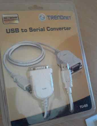 Кабель-Адаптер USB AM COM Port DataLink