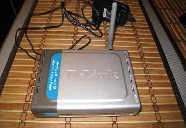 Роутер D-Link DWL-2100AP