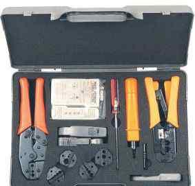 Hyperline HT-4015 Набор инструментов