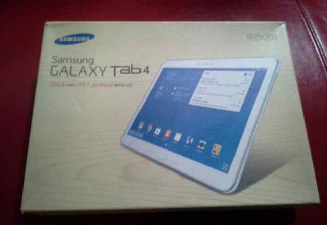 Samsung Galaxy Tab 4 10.1 Wi-Fi 16 Gb белый