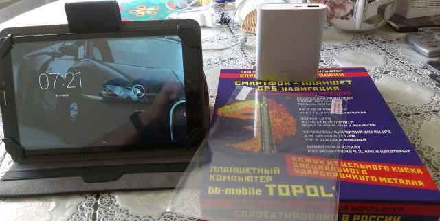 Планшет Techno 8.0 3G topol