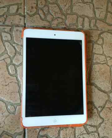 A iPad mini WI-FI Cellular 16GB White