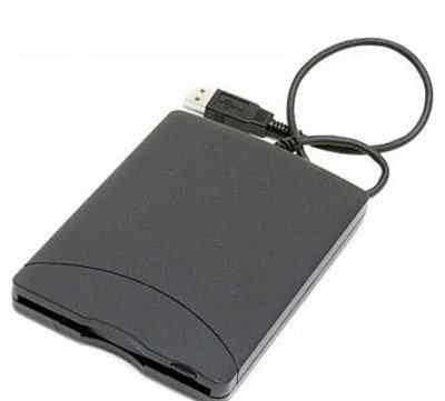 Внешний Floppy диск NEC USB, модель UF0002