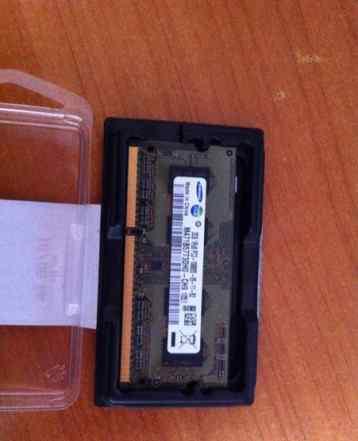 Оперативная память марки Samsung для ноутбука