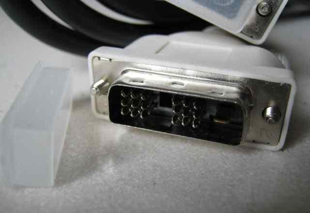 DVI кабель 10 метров