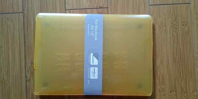 Чехол (пластиковые накладки) для macbook air 13