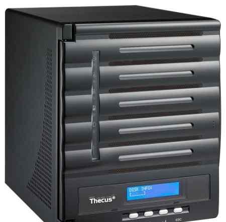 Сетевое хранилище (NAS) Thecus N5550