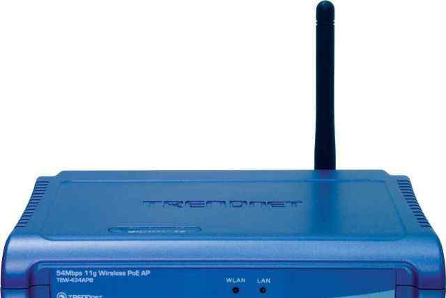 Trendnet Wi-Fi Роутер 54Mbps