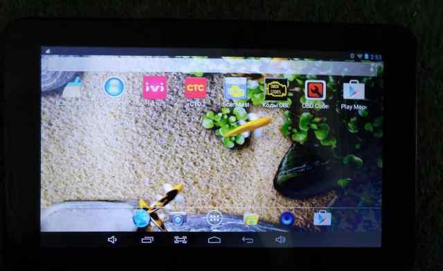 Китайский планшет EC-906(экран 9 дюймов) + чехол