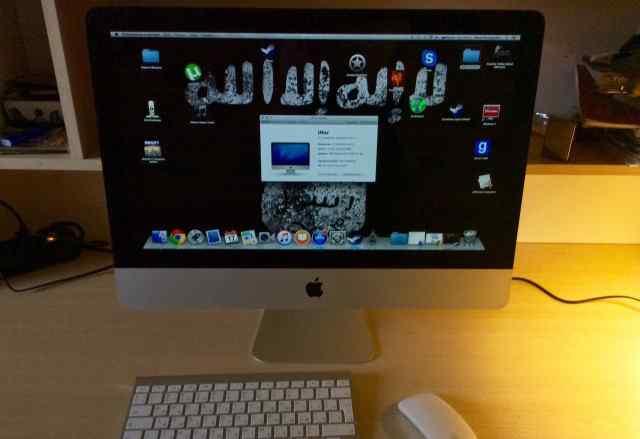 iMac 21.5 Середина 2011 (Макс. комплектация)