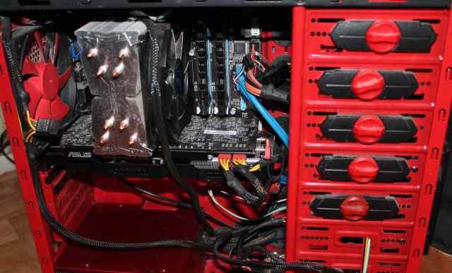 Игровой компьютер i5 3570K, Radeon HD 7870