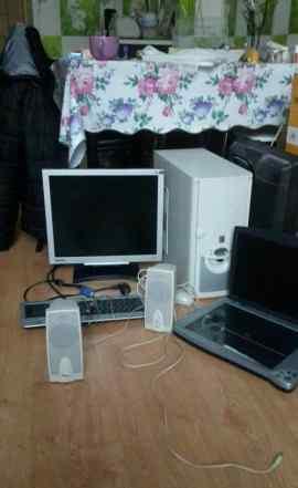Компьютер для офиса или школьника