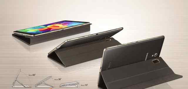 Samsung Galaxy Tab S 8.4 SM-T705 16Gb с чехлом