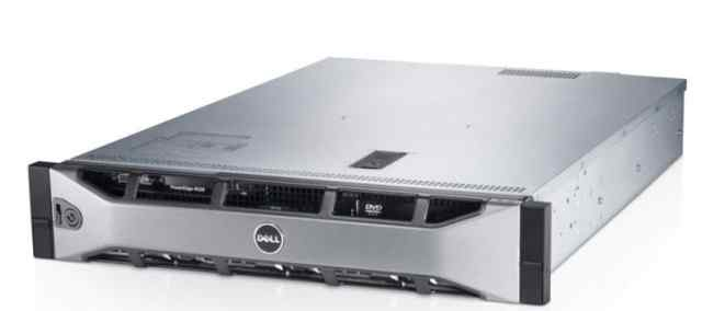 Cервер Dell PowerEdge R520