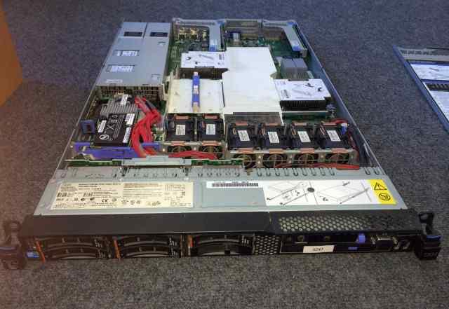 Сервер x3550 m2