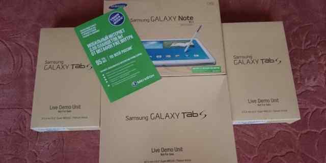 Планшеты samsung galaxy tab S, Note с 3G