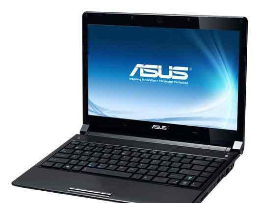 Ноутбук asus UL30JT (Core i5 430UM /13.3