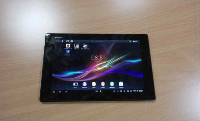 Sony xperia Tablet Z SGP321