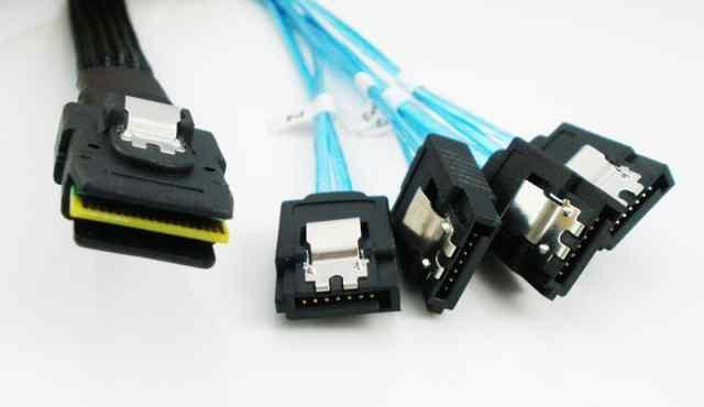 Интерфейсные кабеля для серверов и рс