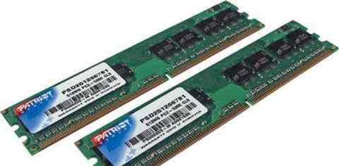 Patriot Memory PSD251266781 DDR2 512